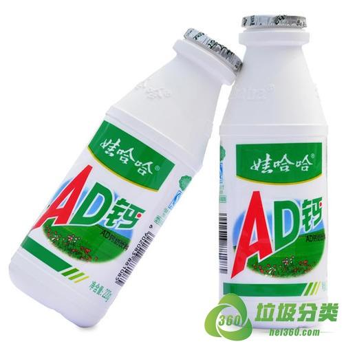 AD钙瓶子是什么垃圾分类?