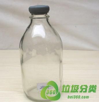 医用输液瓶属于什么垃圾分类?