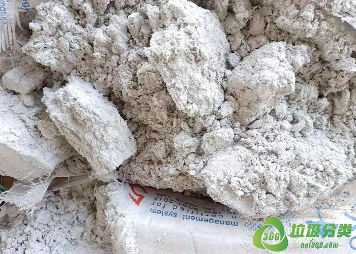 石棉尘属于什么垃圾分类?
