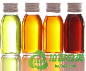 香精瓶子属于什么垃圾分类?
