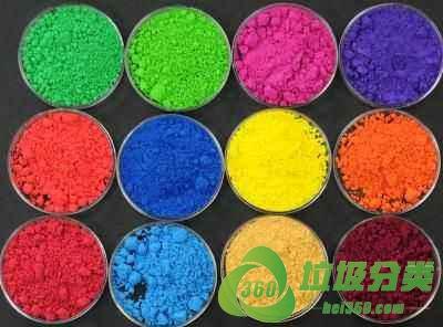 阳离子染料(碱性染料、盐基染料)属于什么垃圾分类?