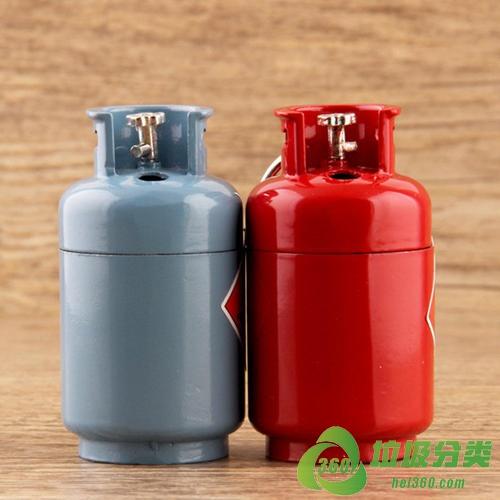 煤气罐(燃气瓶)属于什么垃圾分类?