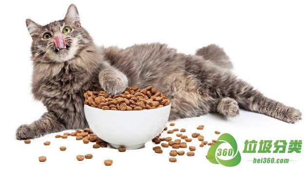 猫粮(猫食)属于什么垃圾分类?