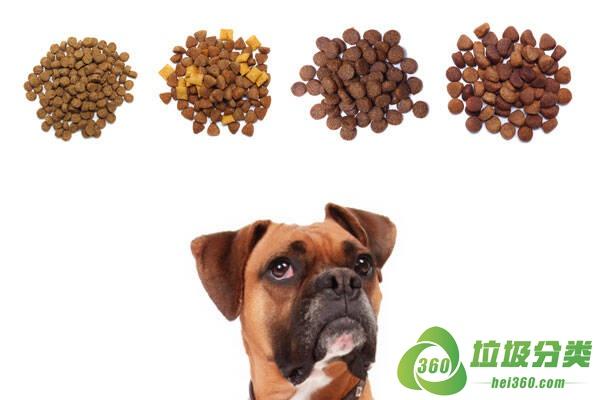 狗粮属于什么垃圾分类?