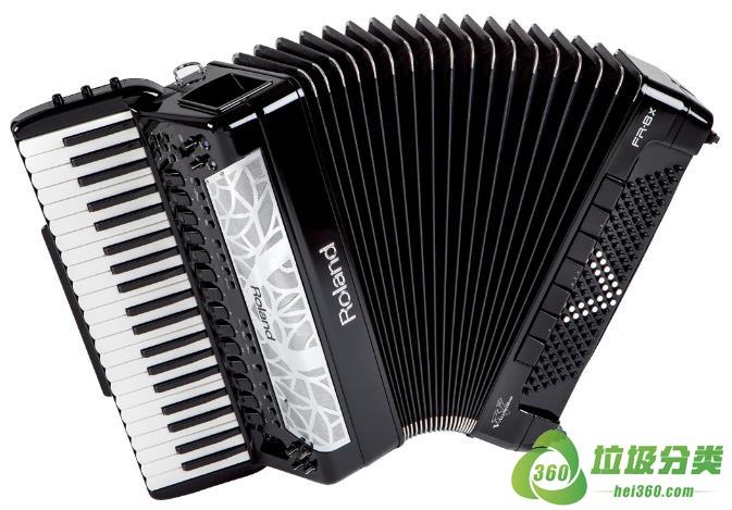 手风琴属于什么垃圾分类?