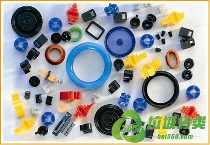 橡胶制品属于什么垃圾分类?