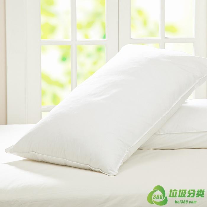 枕芯属于什么垃圾分类?