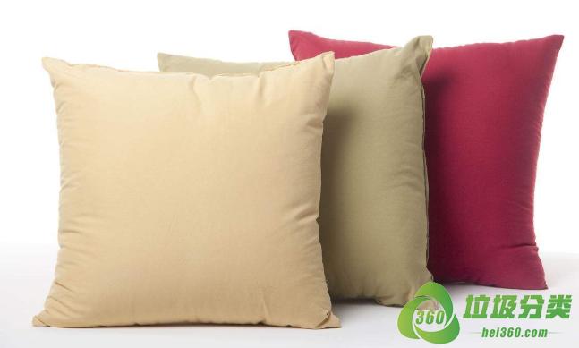 抱枕属于什么垃圾分类?