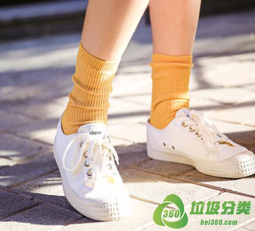 中筒袜(及膝袜)属于什么垃圾分类?