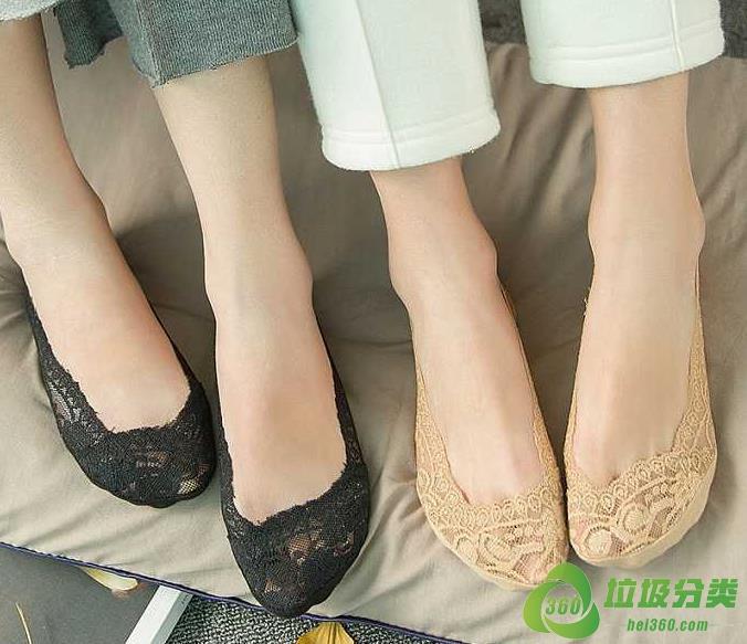 船袜(踝袜、船型袜、超短袜,袜底、隐形袜)属于什么垃圾分类?