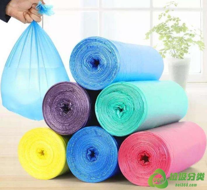 干净的垃圾袋属于什么垃圾分类?