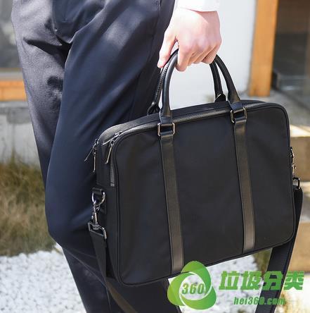 公文包(公事包、商务公文包)属于什么垃圾分类?